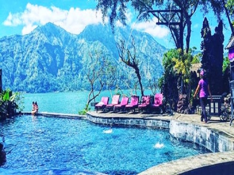 Bali Villa Arrangements Bali S Hot Spring Toya Devasya Develops Worlds First Hot Water Waterboom On The Lake Of Batur