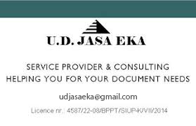 UD Jasa Eka Service Provider & Consulting Bali