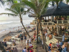 La Brisa beach club Echo Beach Canggu