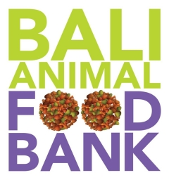 Bali Animal Food Bank distribution day